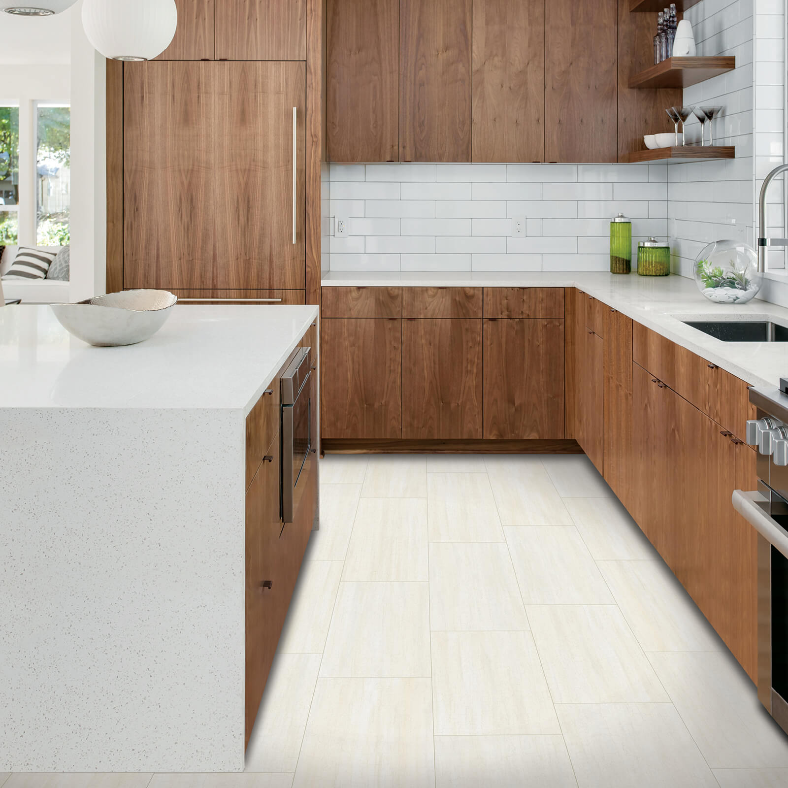 Kitchen Laminate Flooring | Wacky's Flooring