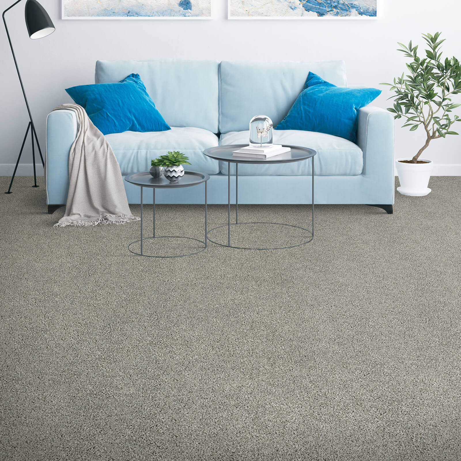 Grey Carpet | Wacky's Flooring