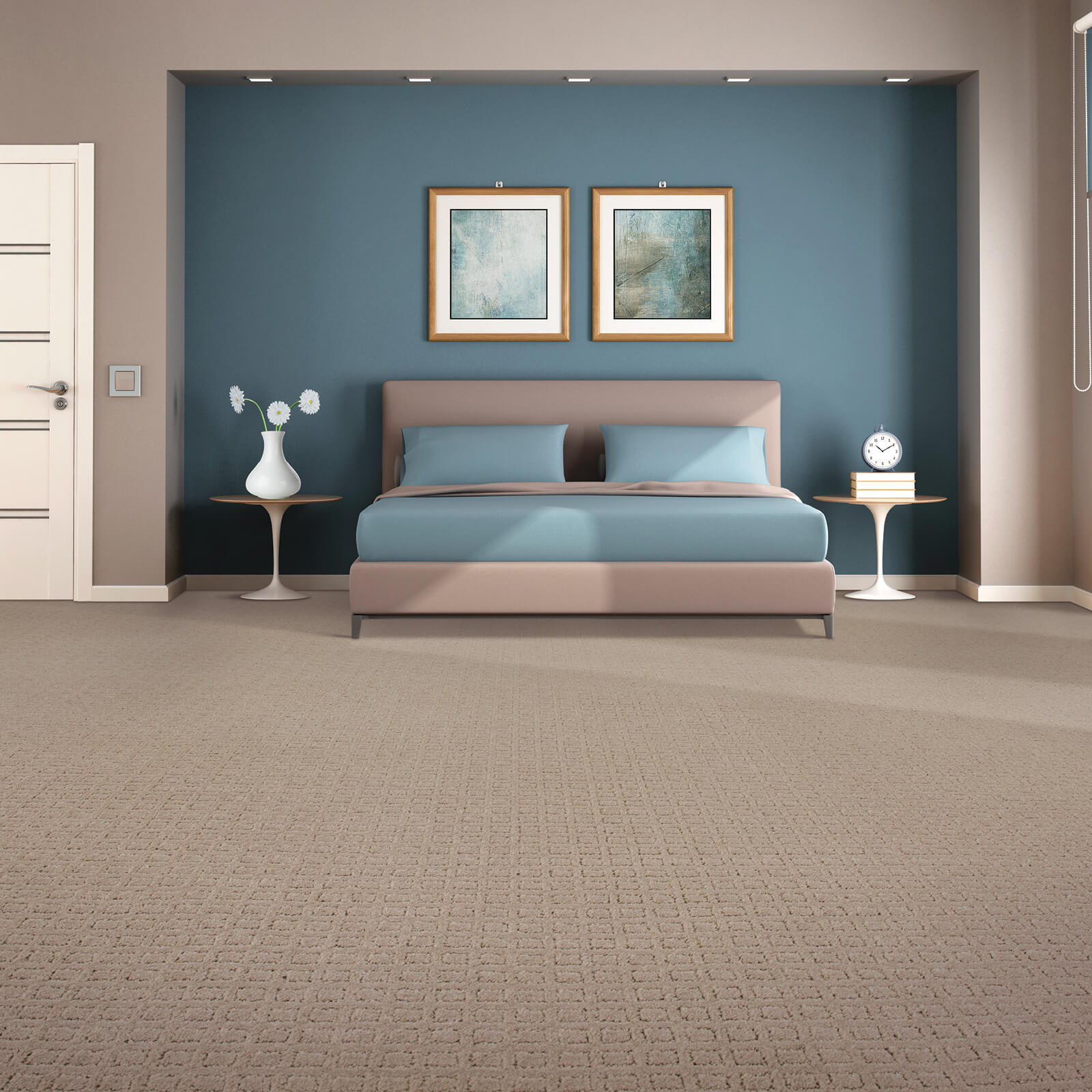 Bedroom Carpet | Wacky's Flooring