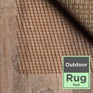 Outdoor Area Rug pad | Wacky's Flooring