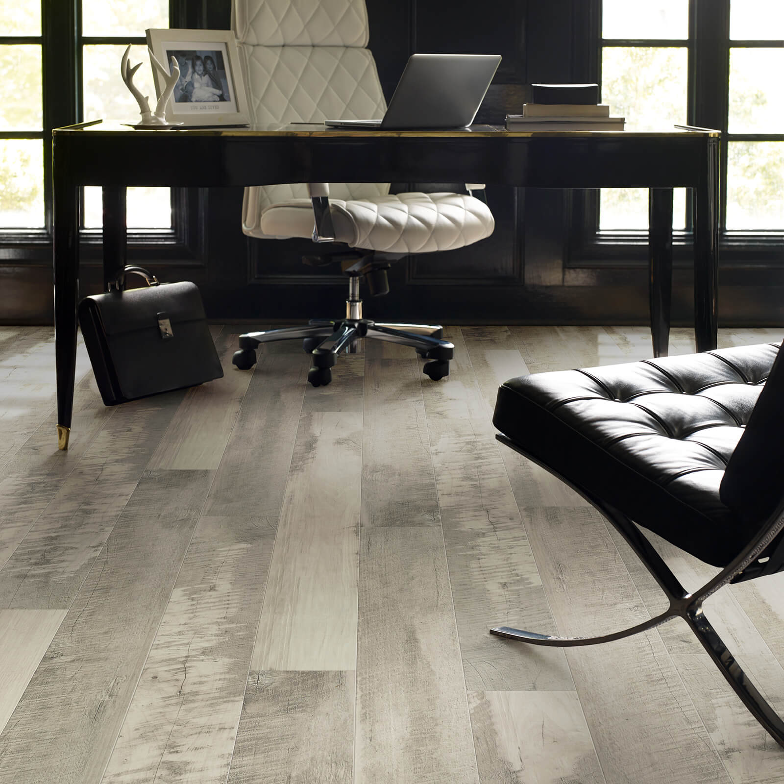 Office Cabin Laminate Flooring | Wacky's Flooring