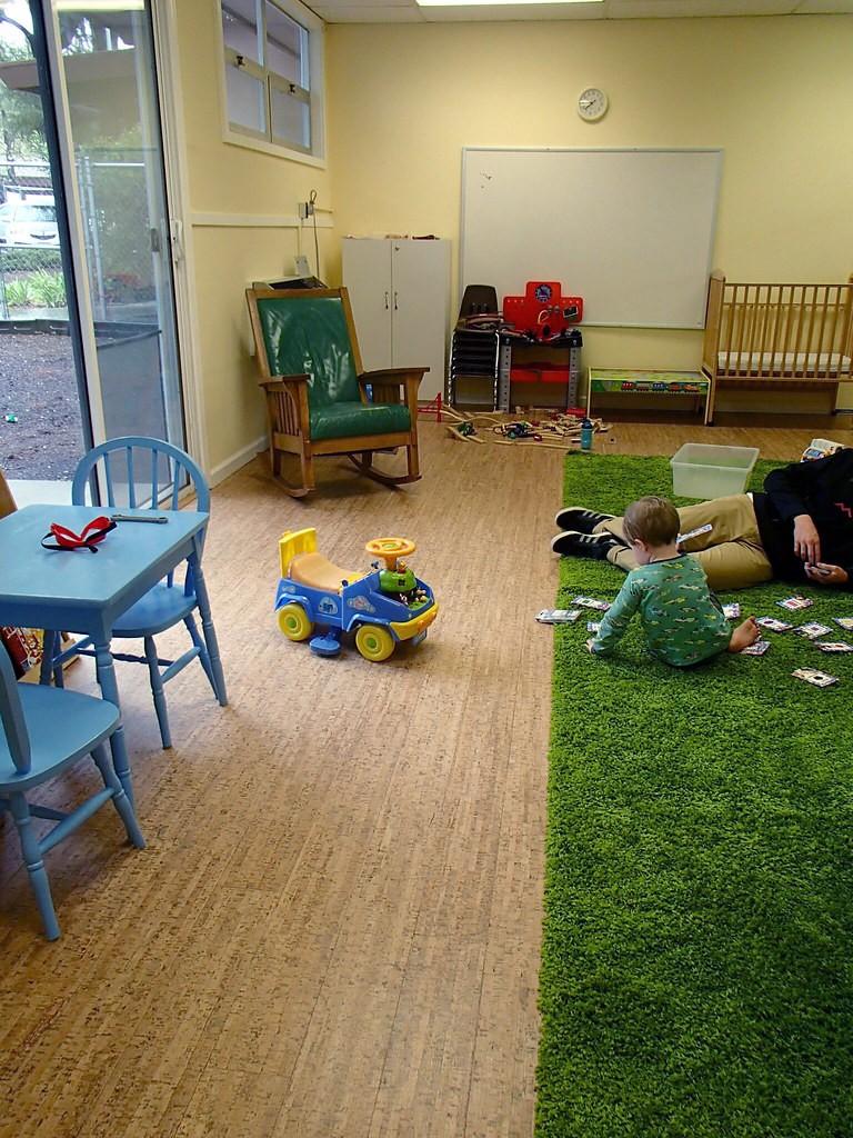 Digital Camera in Kids Room | Wacky's Flooring