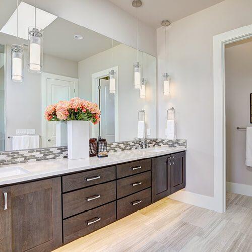 Bathroom Vanity | Wacky's Flooring & Lighting