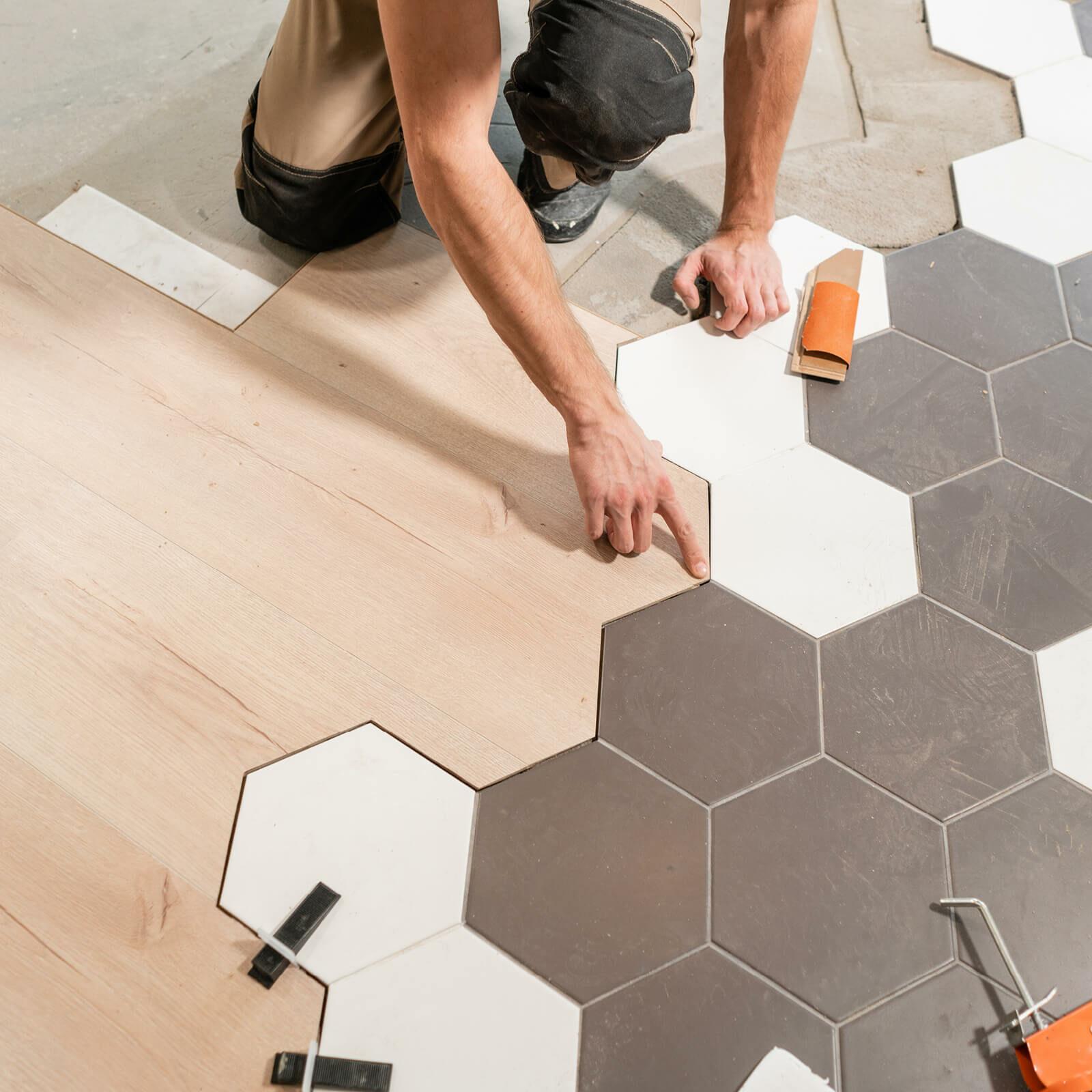 Commercial floor installation Dartmouth, NS | Wacky's Flooring